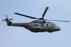 Military helicopter NH Industries NH90 NFH Stock Image