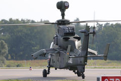 Military helicopter UH Tiger Stock Photography