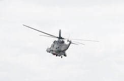 Military helicopters Stock Image