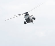 Military helicopters Royalty Free Stock Photos