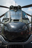 Military Helicopters. Ready to take off to fight royalty free stock photo
