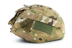 Military helmet Stock Photography