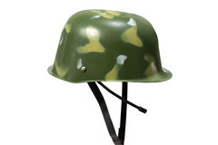 Military helmet Royalty Free Stock Photo