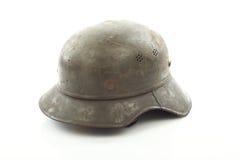 Military helmet Stock Photo