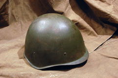 Military helmet Royalty Free Stock Photography