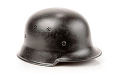 Military helmet Stock Image