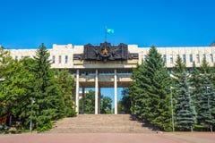 Military history Museum, Almaty, Kazakhstan Stock Photography