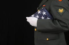Military Honor Royalty Free Stock Images