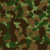 Military or hunting camouflage background texture royalty free stock photos