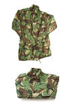 Military jackets Stock Images