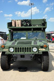 Military Jeep. Truck military - military jeep drive x4 Royalty Free Stock Image