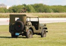 Military jeep Stock Photos