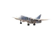 Military jet bomber Stock Images