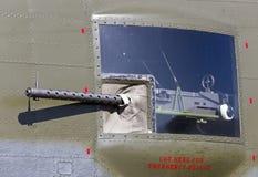 Military Machine Gun Royalty Free Stock Photo