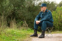 Military man royalty free stock photos