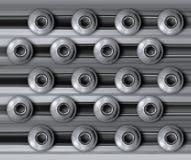 Military metal texture Stock Photography