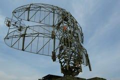 Military mobile radar station Stock Photos