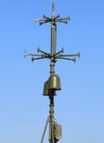 Military mobile radio device Royalty Free Stock Image