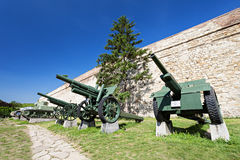 Military museum Stock Photography