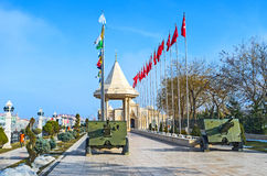 The military museum in Konya Royalty Free Stock Photography