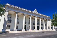 Military museum Lisbon Royalty Free Stock Photography