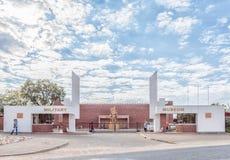 Military museum in Okahandja Stock Photo