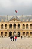 Military Museum in Paris Stock Photo