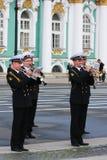 Military Music Stock Image