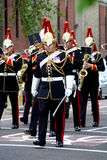 Military Musicians Royalty Free Stock Images