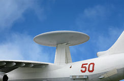 Military plane Royalty Free Stock Photography