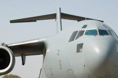 Military plane Stock Image