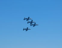 Military planes. Planes Royalty Free Stock Photos
