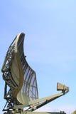 Military radar Stock Image