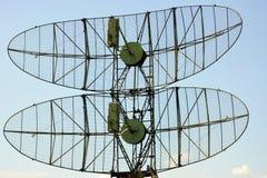 Military radar Stock Photography