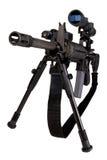 Military Rifle royalty free stock photos