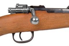 Military Rifle stock image