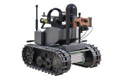 Military robot vehicle Stock Photos