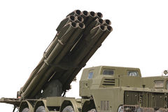 Military Rocket Royalty Free Stock Photo