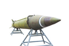 Military rocket Stock Images
