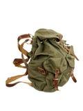 Military rucksack Stock Photos