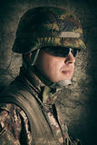 Military soldiers Stock Photo