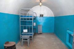 Military soviet bunker Stock Images