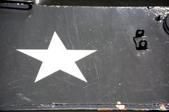 Military Star Royalty Free Stock Images