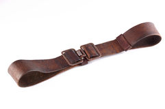 Military strap Stock Image