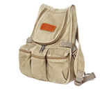 Military style backpack Royalty Free Stock Photography