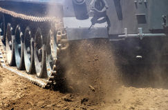 Military Tank Stock Photography
