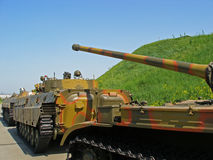 Military Tank Royalty Free Stock Photography