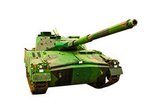 Military tank Stock Image