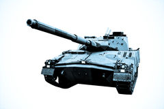 Military tank Royalty Free Stock Image