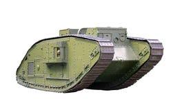 Military Tank. Of world war II times royalty free stock photo